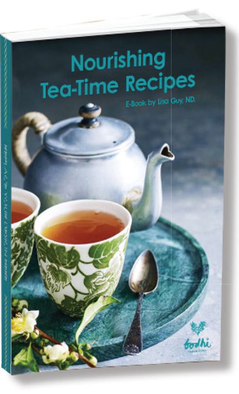 Nourishing Tea-Time Recipes