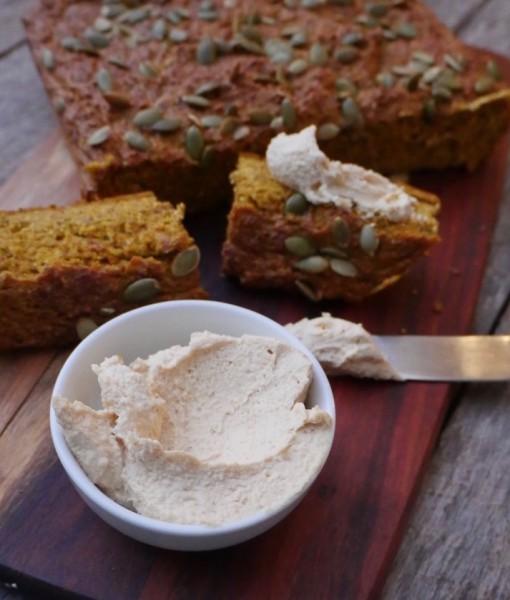 Gluten-free Pumpkin Loaf