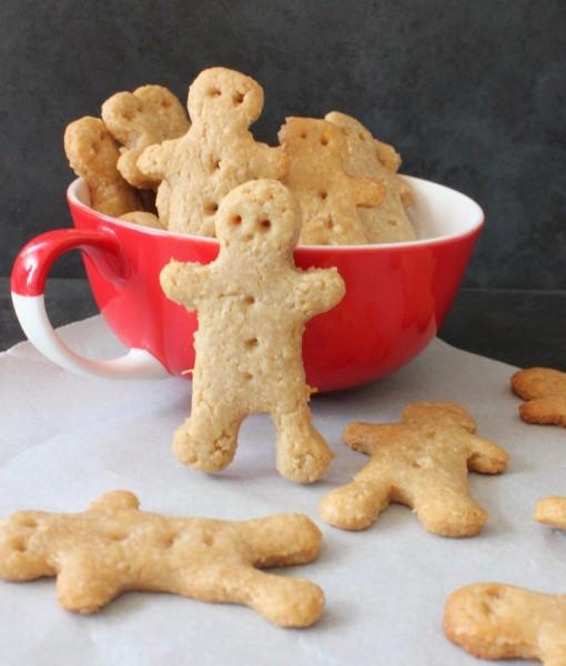 Healthy Gingerbread Babies