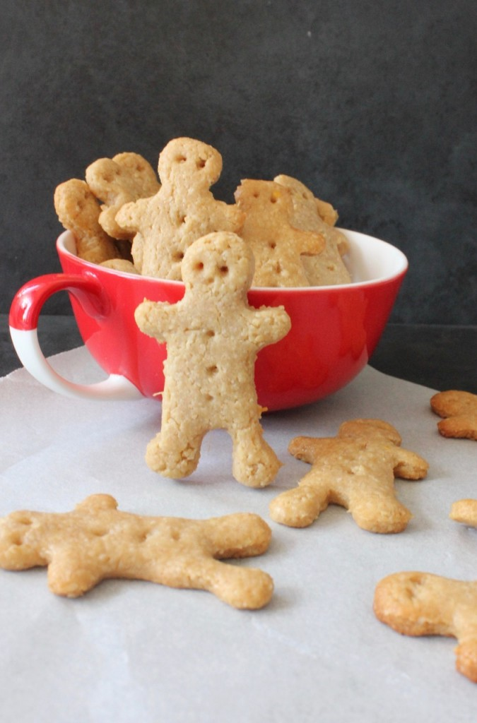 Healthy Gingerbread Babies