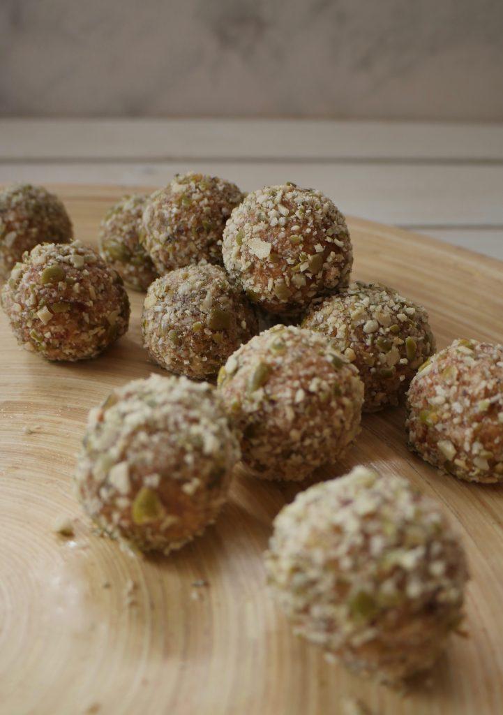 Peanut Butter Coconut Balls (Gluten-Free)