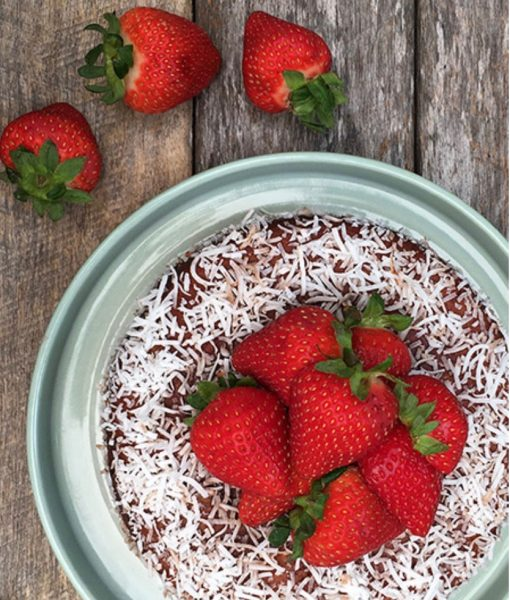 Healthy Lamington Cake Recipe