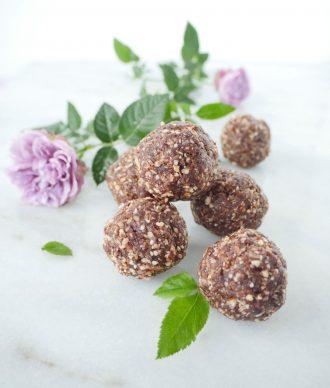 Gluten Free Raw Cacao Balls
