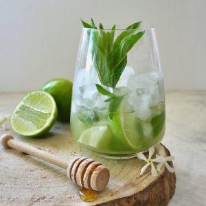 iced tea cocktail
