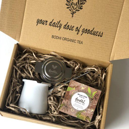 chai brewing kit