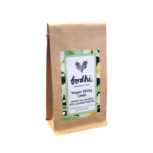 vegan sticky chai